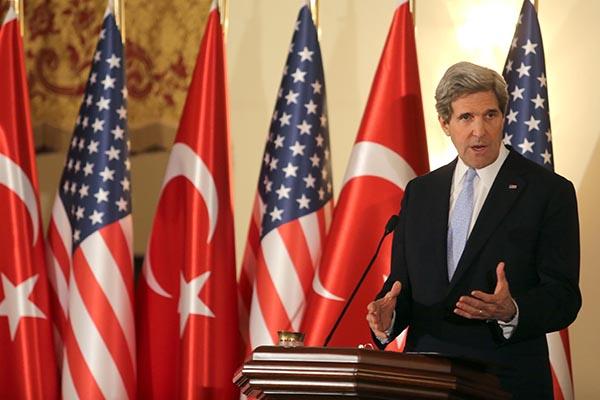 ABD Dışişleri Bakanı John Kerry, 'Kobani'de yaşananlar trajedi'