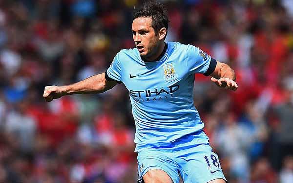 Frank Lampard, Pellegrini'yi üzdü