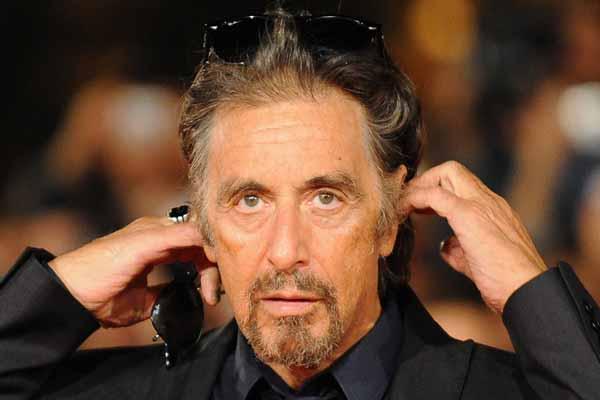 Al Pacino Altın Portakal'a davet edildi