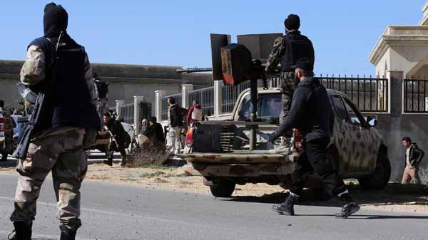 Libya'da çıkan çatışmalarda, 18 kişi yaşamını yitirdi