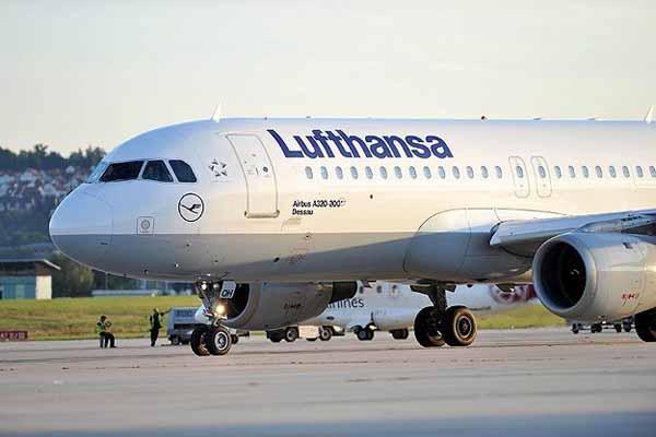 Lufthansa eylemi bugün de devam etti