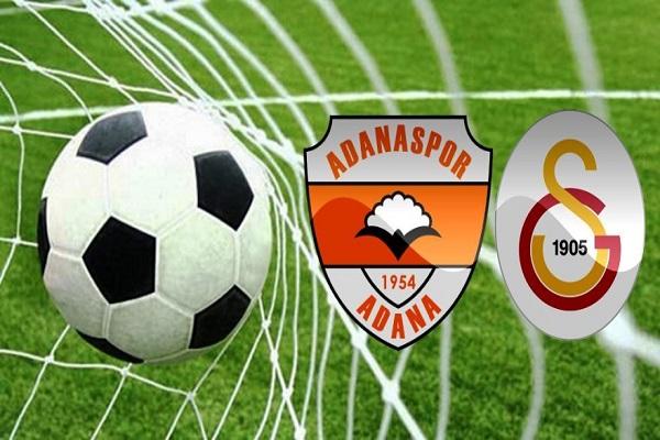 Galatasaray Adanaspor maçı saat kaçta oynanacak
