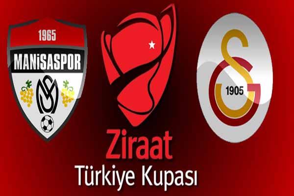 Manisaspor Galatasaray canlı yayın maç bilgileri