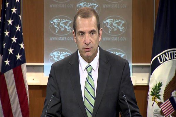 ABD Dışişleri Bakanlığı Sözcüsü Toner'dan Menbiç açıklaması