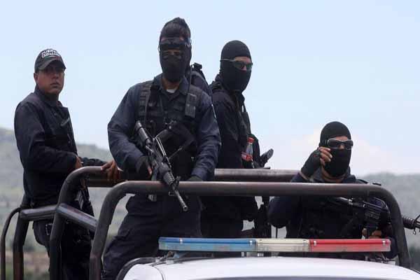 Meksika'da büyük çatışma