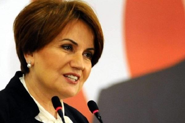Meral Akşener'in planladığı toplantıya yasak geldi