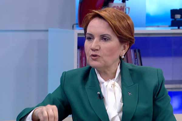 MHP Meral Akşener'den hakkında çıkan kaset iddialarına yönelik açıklama