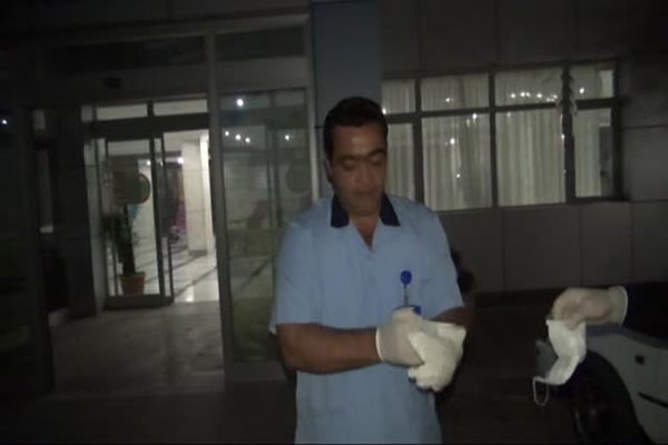 Konya'da Mers virüsü şüphesi