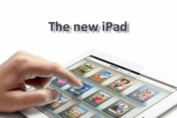 Apple yeni İpad'leri 16 Ekim'de tanıtmaya başlıyor