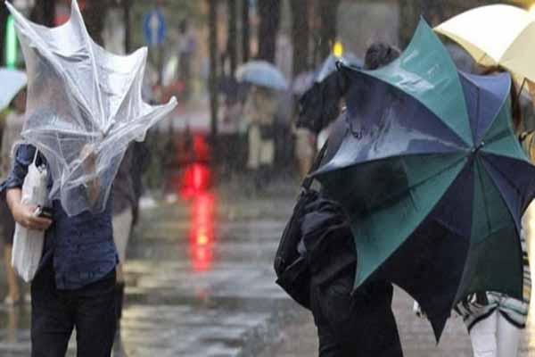 Meteoroloji o illeri şiddetli yağış ve fırtına konusunda uyardı