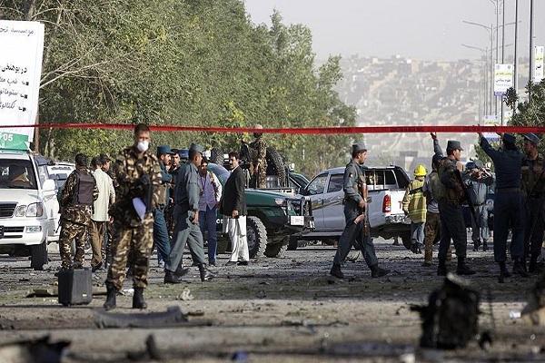 NATO askeri konvoyuna intihar saldırısı 8 ölü ve çok sayıda yaralı var