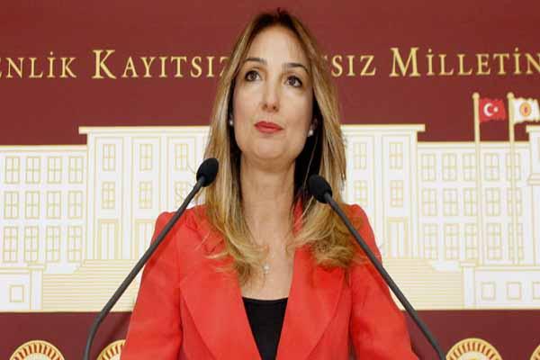 Aylin Nazlıaka'dan 'can güvenliğim yok' açıklaması