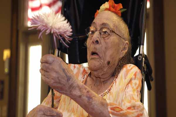 Amerika'da yaşayan en yaşlı kadın hayatını 116 yaşında kaybetti