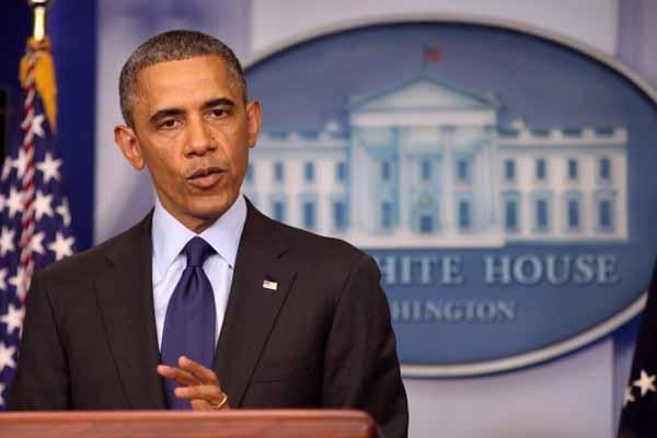 Obama, ABD'li rehinenin ailesine başsağlığı diledi