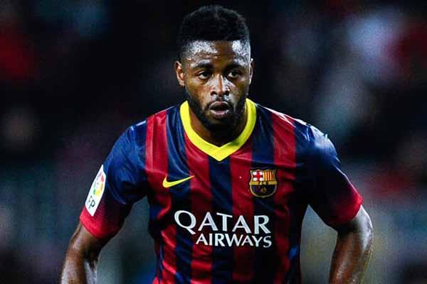 Kamerunlu futbolcu Alex Song o takımla 3 yıllık sözleşmeyi kabul etti