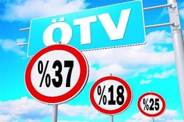Yeni ÖTV kanunu kapıda, işte vergi oranları