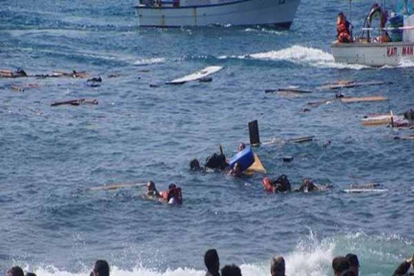 Batan göçmen teknesinde ölü sayısı 800'e yükseldi