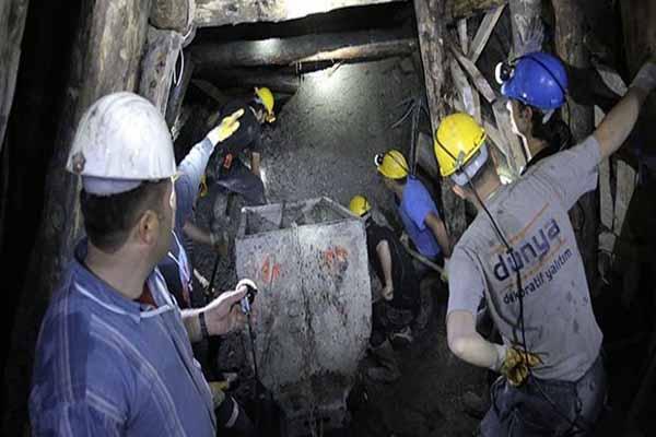 Ermenek madeninde son durum, 15 Kasım 2014