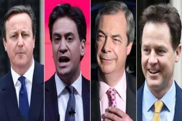 İngiltere'de bugün seçim yapılıyor