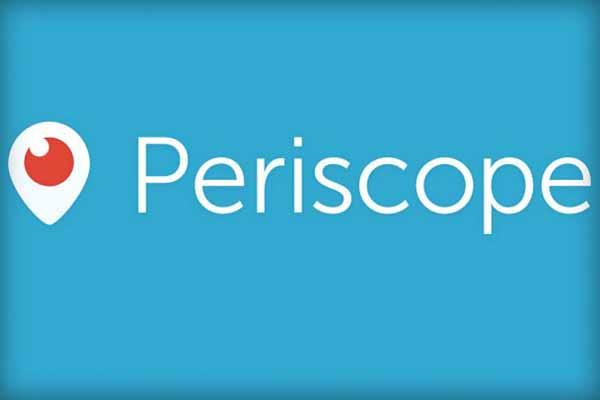 Periscope'tan flaş video açıklaması