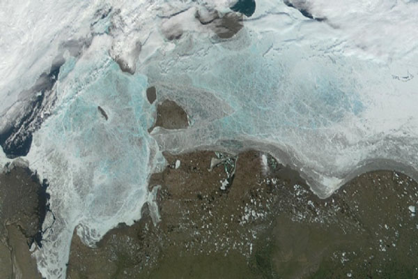 Küresel ısınma Rusya'nın adalarını tehdit ediyor