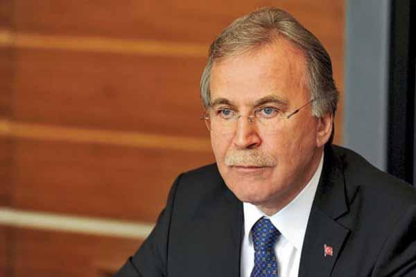 AKP'li Mehmet Ali Şahin partisi hakkında flaş açıklamalarda bulundu
