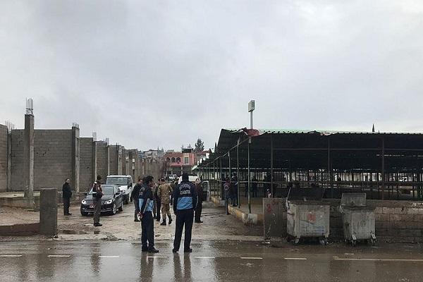 Reyhanlı'ya Suriye'den ateşlenen roket düştü
