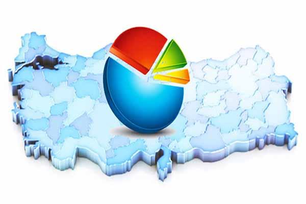 Genel seçimler öncesi yapılan son anket sonuçları