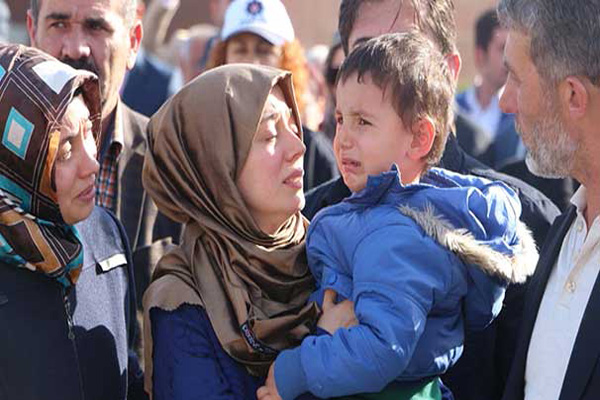 Şehit kaymakam Safitürk'ün eşi saldırıyla ilgili ilk kez konuştu