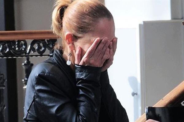 Sertap Erener gittiği mekanda ağladı
