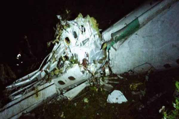 Futbol takımını taşıyan uçakla ilgili son durum