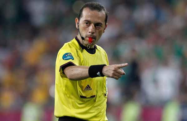 Süper Toto Süper Lig 1. hafta maçlarının hakemleri