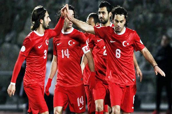 Kazakistan Türkiye ilk 11