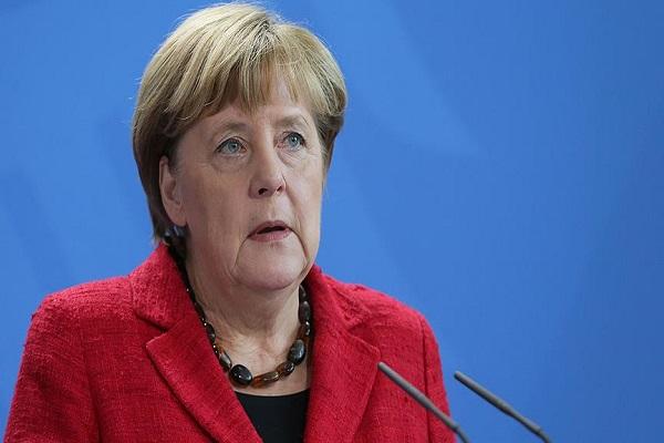Merkel Türkiye'nin sığınmacı politikasına dair konuştu