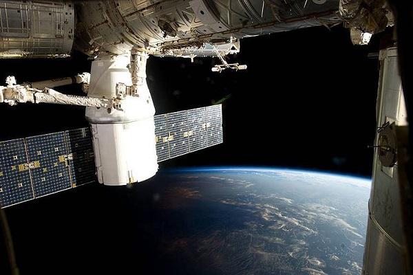 SpaceX kapsülü dünyaya geri döndü