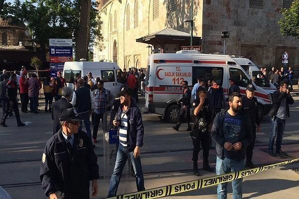Bursa'daki saldırıya ilişkin 16 kişi gözaltına alındı