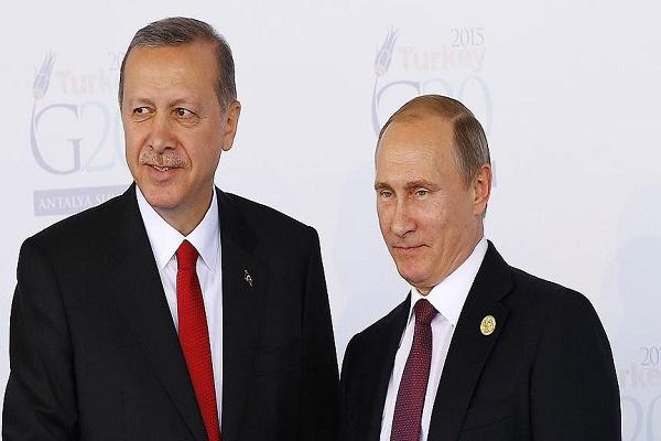 Cumhurbaşkanı Erdoğan-Putin görüşmesinde neler yaşandı
