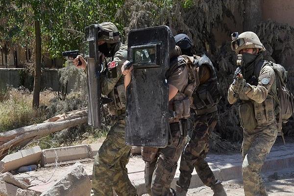 Nusaybin ve Şırnak'taki operasyonlar tamamlandı
