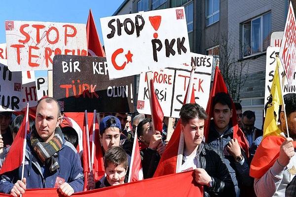 Almanya, Belçika ve Hollanda'da 'Teröre lanet' yürüyüşü düzenlenecek