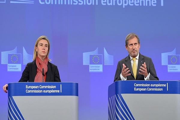 Avrupa Birliği'nden dokunulmazlıkların kaldırılmasına tepki