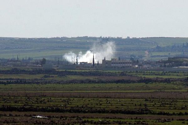 Çobanbey IŞİD'in elinden geri alındı