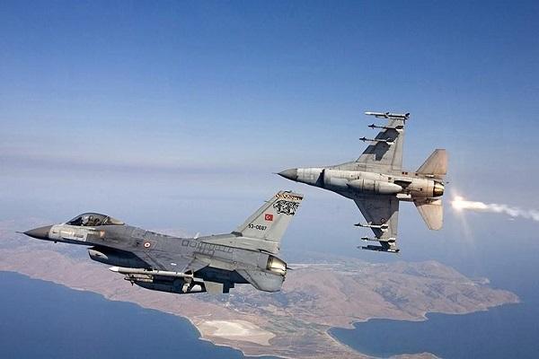 Irak'ın kuzeyinde PKK'ya ait 6 hedef imha edildi