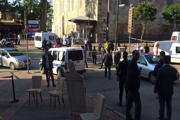 Bursa'daki terör saldırısıyla ilgili 15 kişi gözaltında