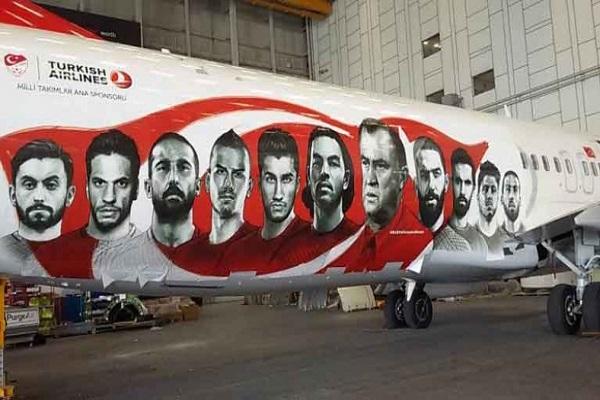 THY'den Milli Takım'a EURO 2016 sürprizi