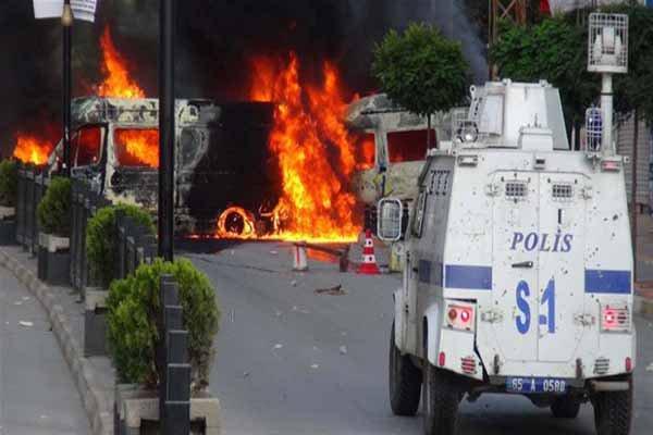 IŞİD protestolarında ölü sayısı 14'e yükseldi