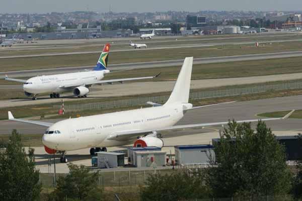 Erdoğan'ın yeni uçağı TC-TUR yarın geliyor
