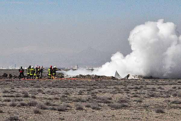 İşte Konya'da meydana gelen uçak kazasının nedeni