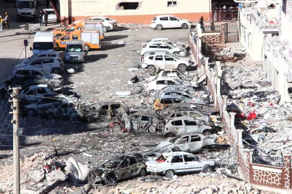 Viranşehir saldırısının talimatını veren terörist öldürüldü
