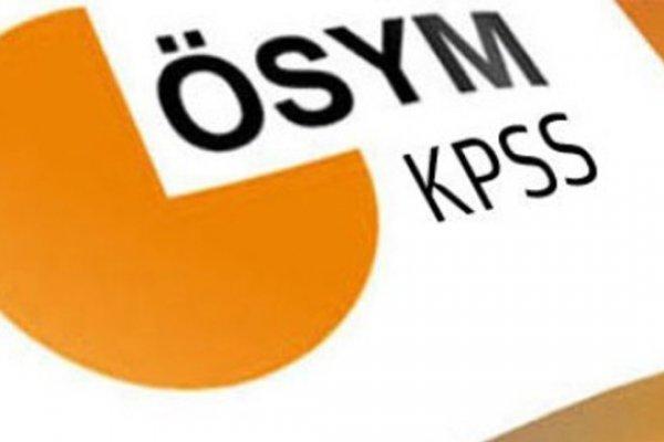 KPSS öncesi adayları ilgilendiren başlıklar