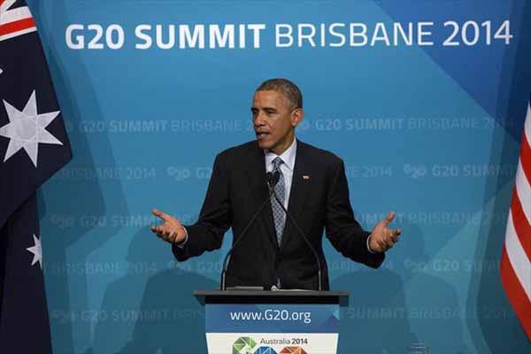 Barack Obama, Ukrayna krizine Rusya'nın tutumunu değerlendirdi